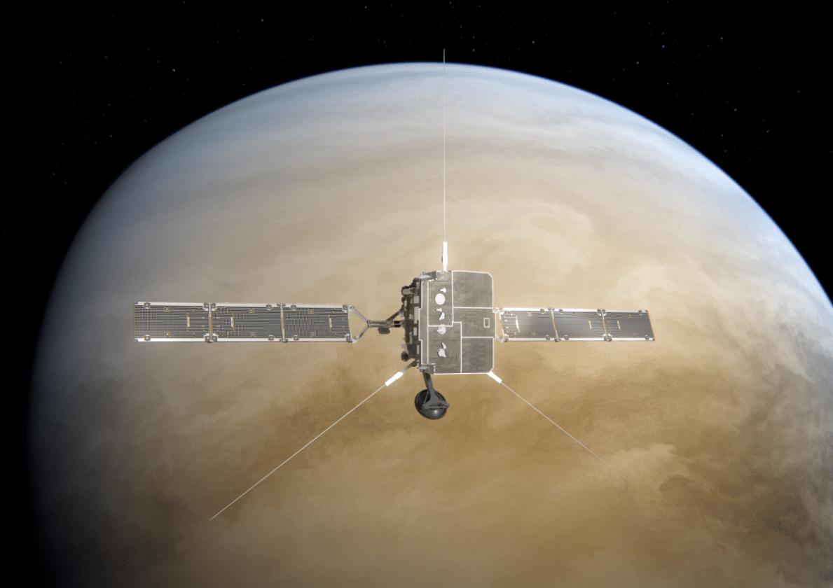 Le Solar Orbiter Européen Se Dirige Vers Un Survol De