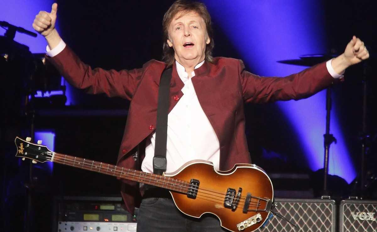 Paul McCartney et ses chansons préférées des Beatles