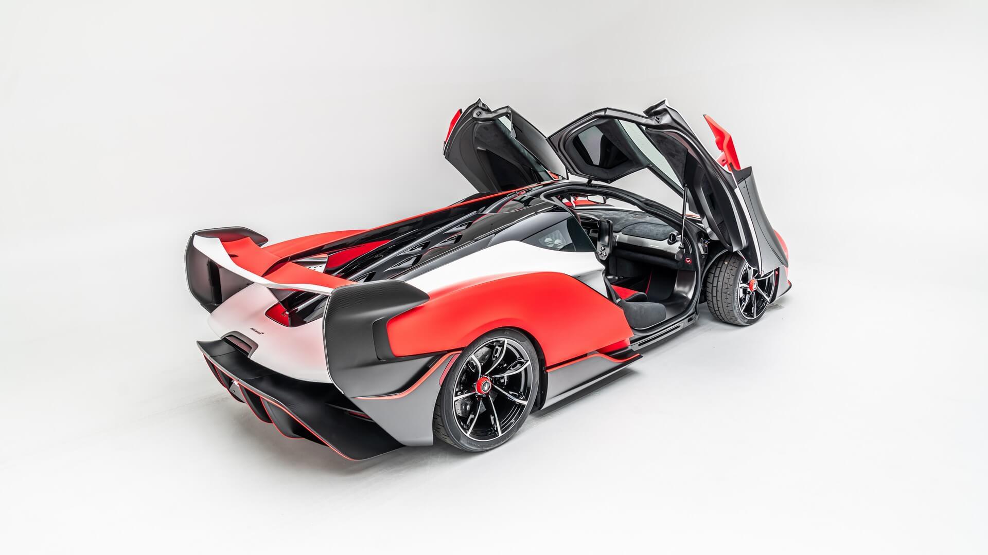 McLaren Saber