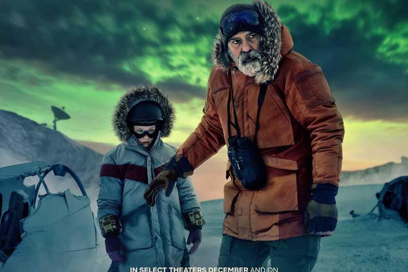 'Midnight Sky': George Clooney présente sa vision de la fin du monde sur Netflix avec un film qui ne répond pas à son ambition
