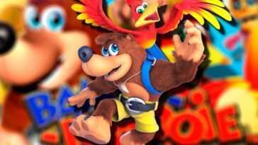 """Le créateur de """"Banjo-Kazooie"""" pense que """"Super Smash Bros.""""  pourrait sauver la série"""