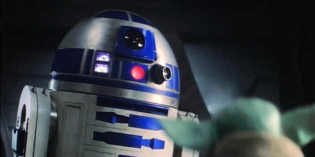 Le Mandalorien: R2-D2 a-t-il sauvé Baby Yoda de l'Ordre 66?