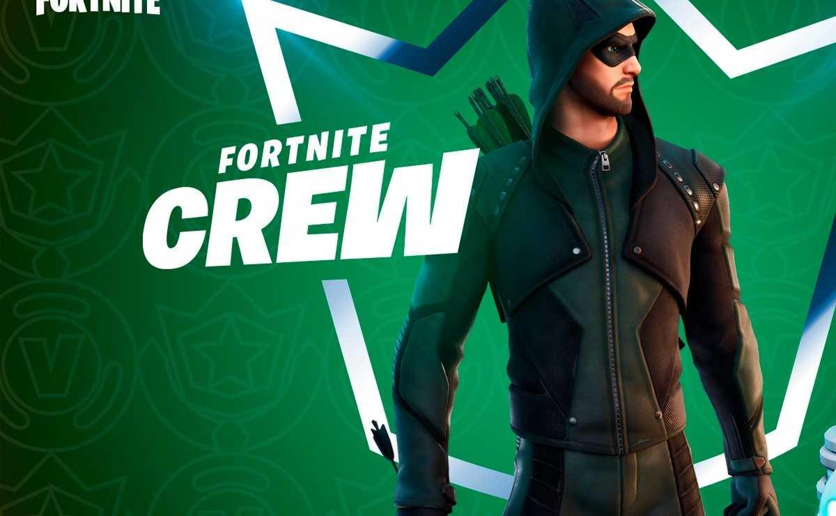 """Fortnite révèle la peau de """"Green Arrow"""""""
