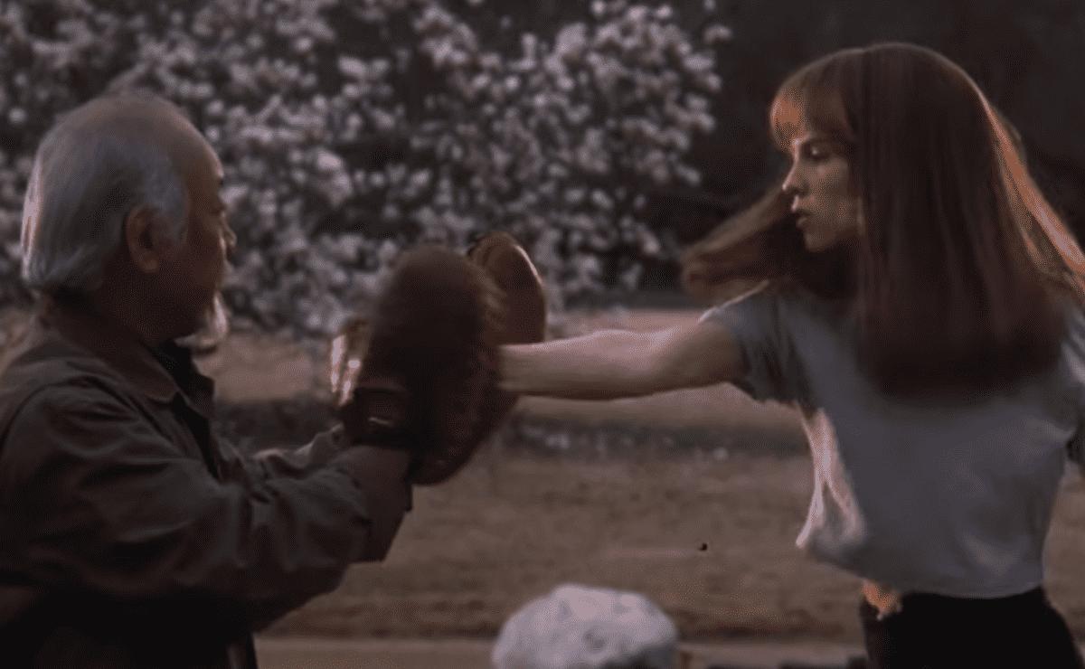 """""""Cobra Kai"""": Y a-t-il une chance de voir Julie Pierce dans la série?"""