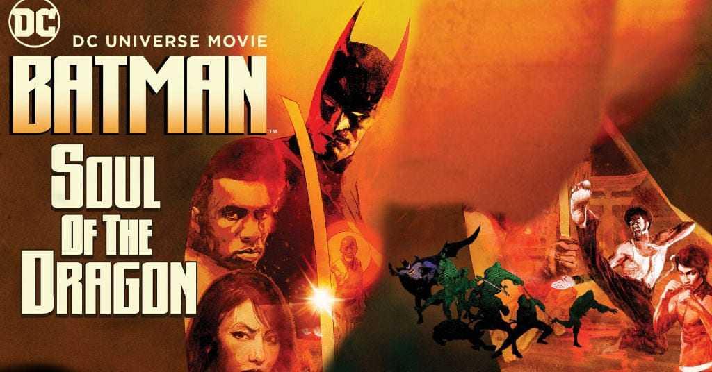 Batman Soul Of The Dragon Sort Son Premier Clip Officiel