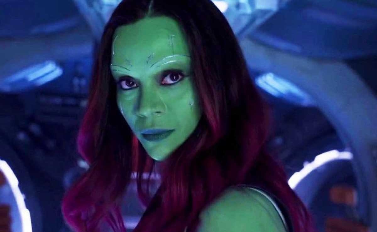 """""""Gardiens de la Galaxie"""": James Gunn révèle qui était son premier choix pour Gamora"""