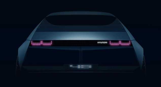 Prévu Uniquement Pour 2021. La Hyundai Ioniq 5 Ev Dévoilée