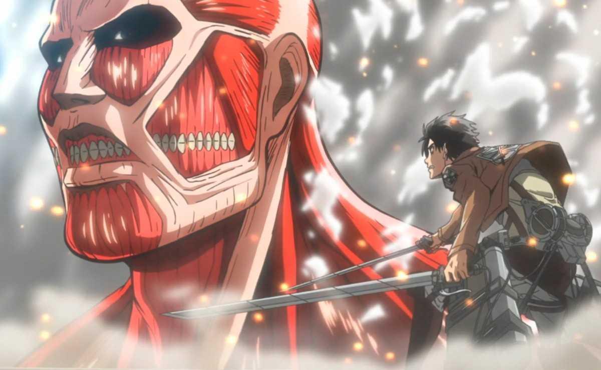 """""""Attack On Titan"""": Qui est le porteur actuel du Colossal Titan?"""