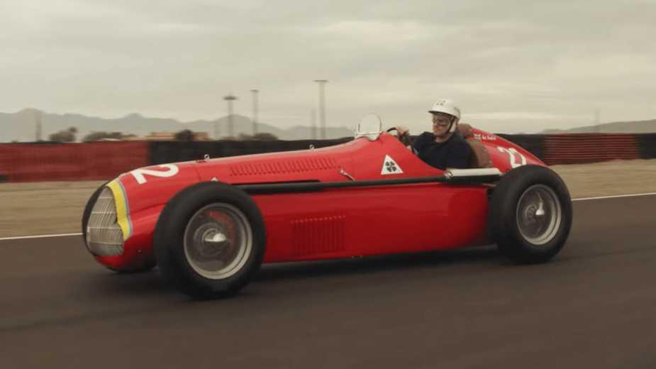 Cela N'en A Pas L'air, Mais Cette Alfa Romeo 158