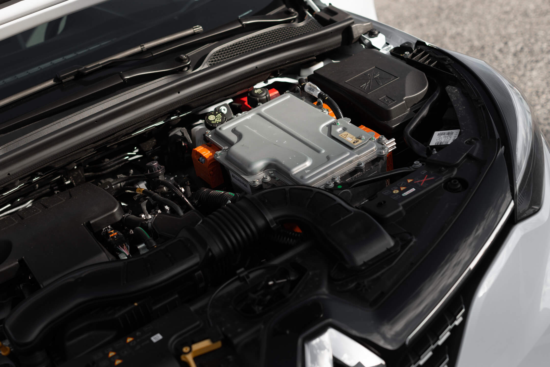 Renault Clio Eco Hybride