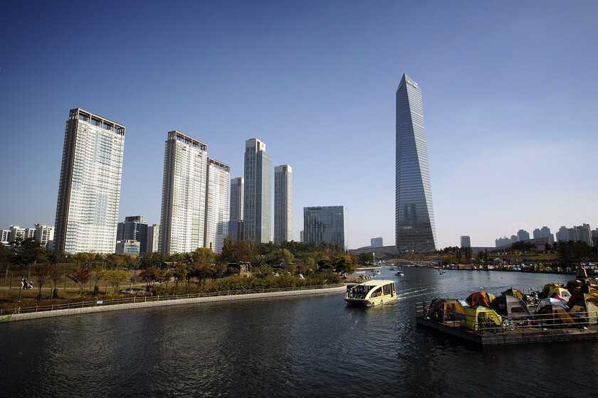 Ce qui est arrivé à Songdo: la ville sud-coréenne qui promettait d'être l'avenir n'est pas encore deux décennies plus tard