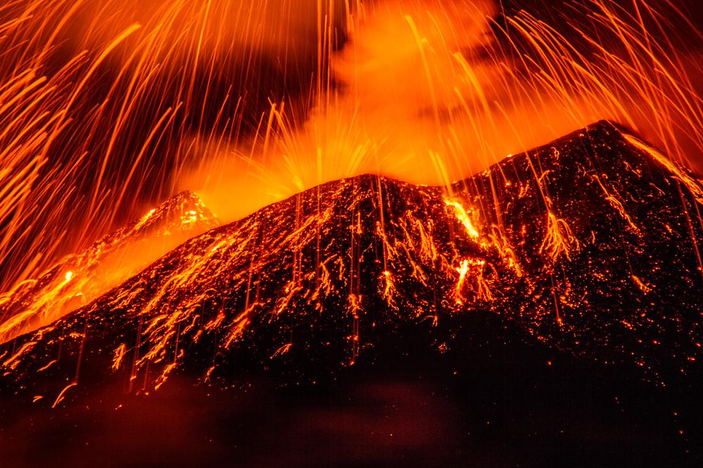 le mont Etna
