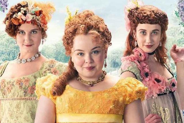 """Nicola Coughlan joue Penelope Featherington dans """"Bridgerton"""" (Photo: Netflix)"""