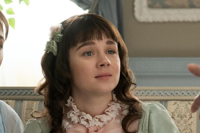 """Claudia Jessie joue Eloise Bridgerton dans """"Bridgerton"""" (Photo: Netflix)"""