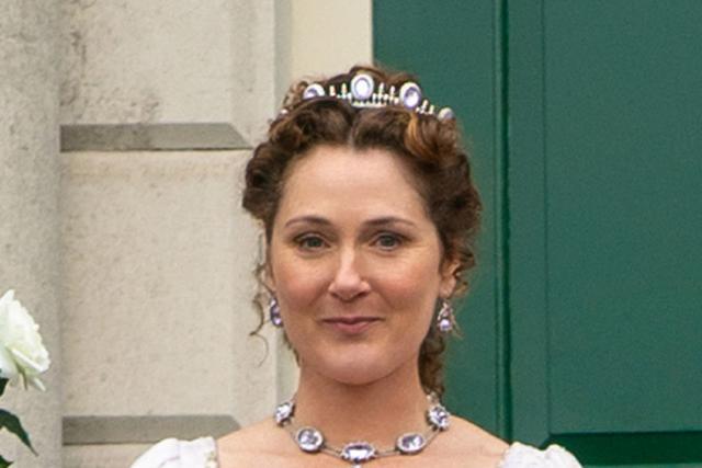 """Ruth Gemmell joue Lady Violet Bridgerton dans """"Bridgerton"""" (Photo: Netflix)"""