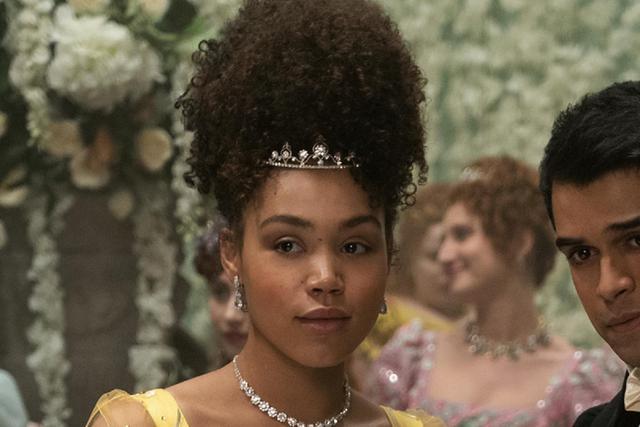 """Ruby Barker joue Marina Thompson dans """"Bridgerton"""" (Photo: Netflix)"""