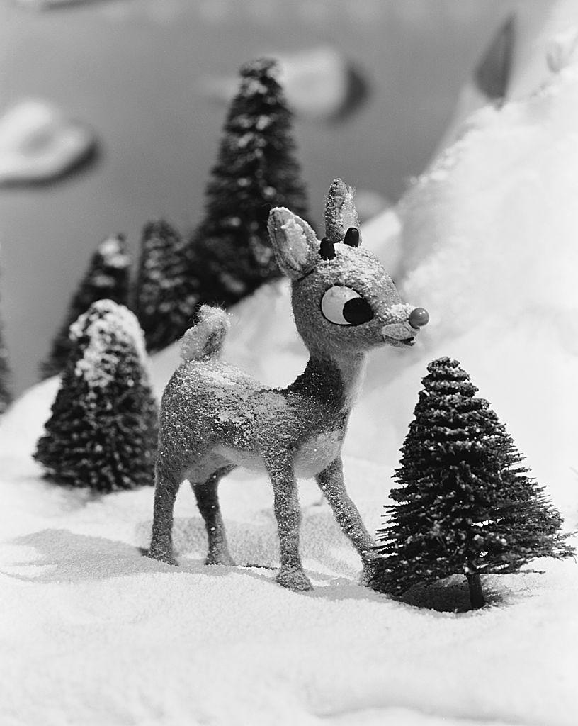 Rudolph le renne au nez rouge