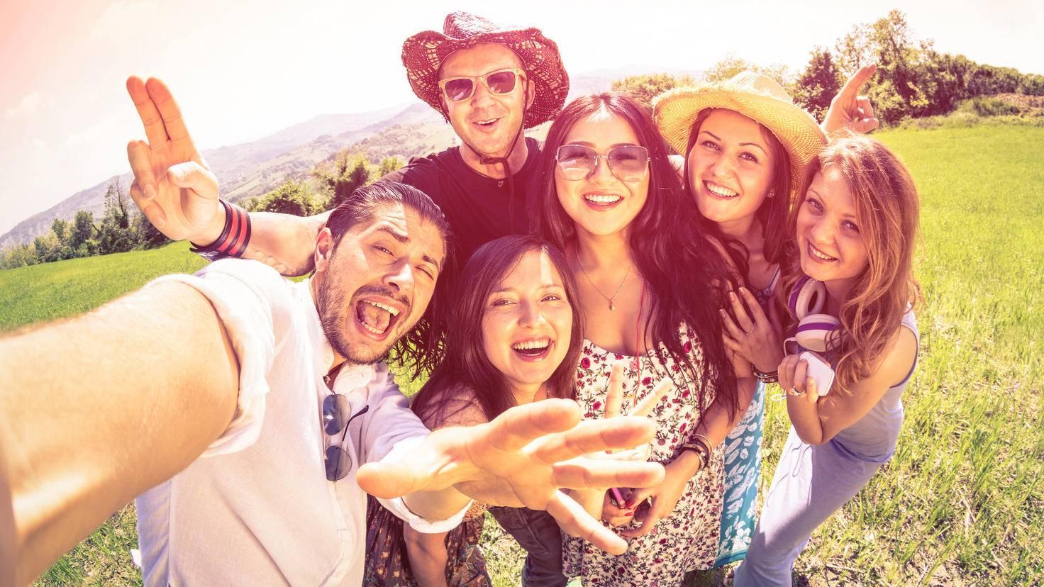 Groupe Selfie 475950394