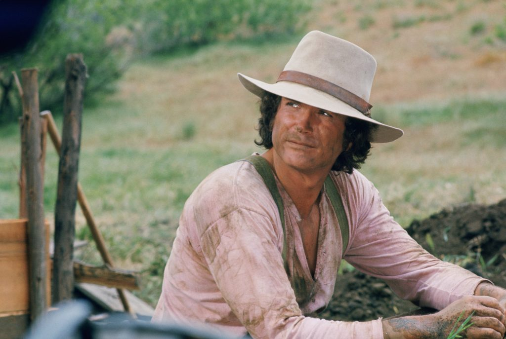 Michael Landon de 'Little House on the Prairie'