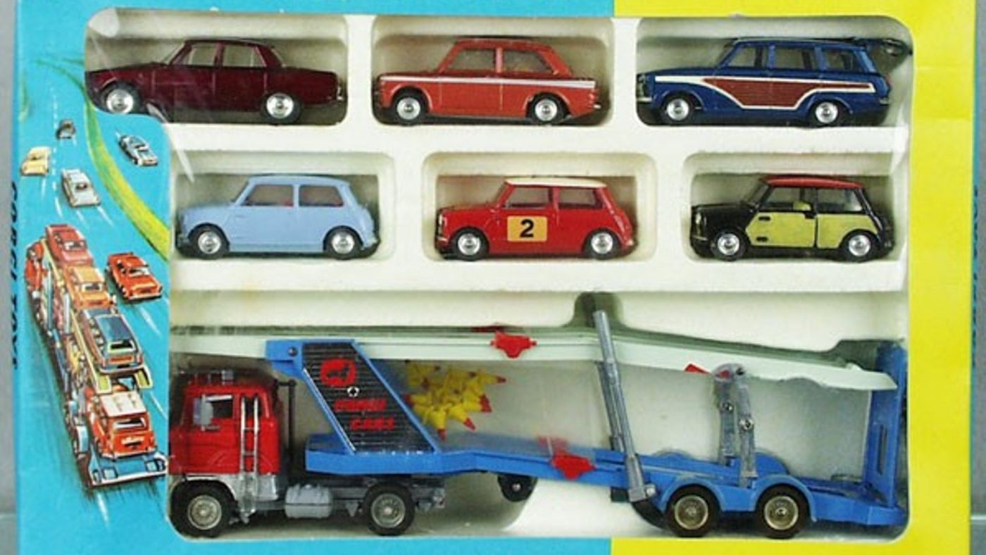 jouets corgitoys