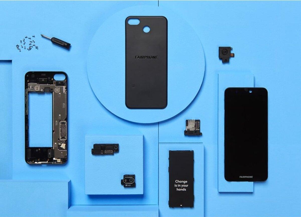 Réparer le Fairphone