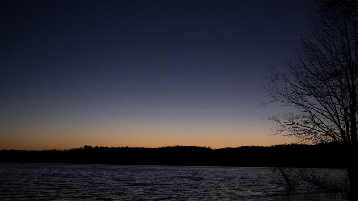 Le Ciel Nocturne De Noël: Un Guide D'observation Des étoiles