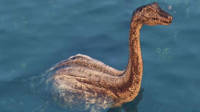 Emplacement de Nessie dans GTA Online
