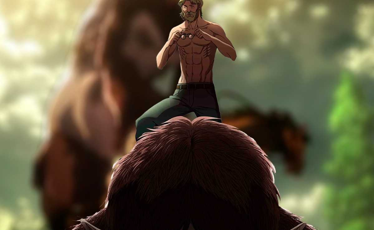 """""""Attack On Titan"""": Qui est le porteur du Titan Beast?"""