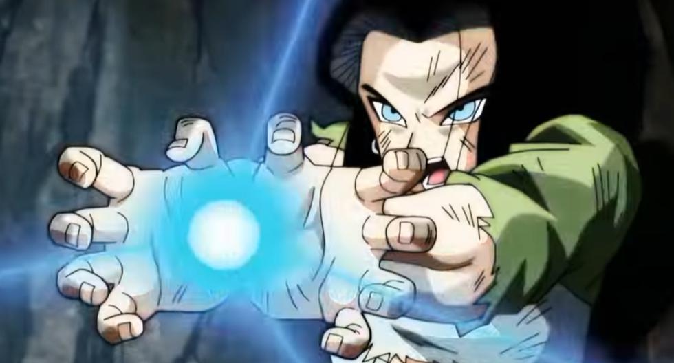 """""""Dragon Ball Super"""": la vraie puissance d'Android 17"""