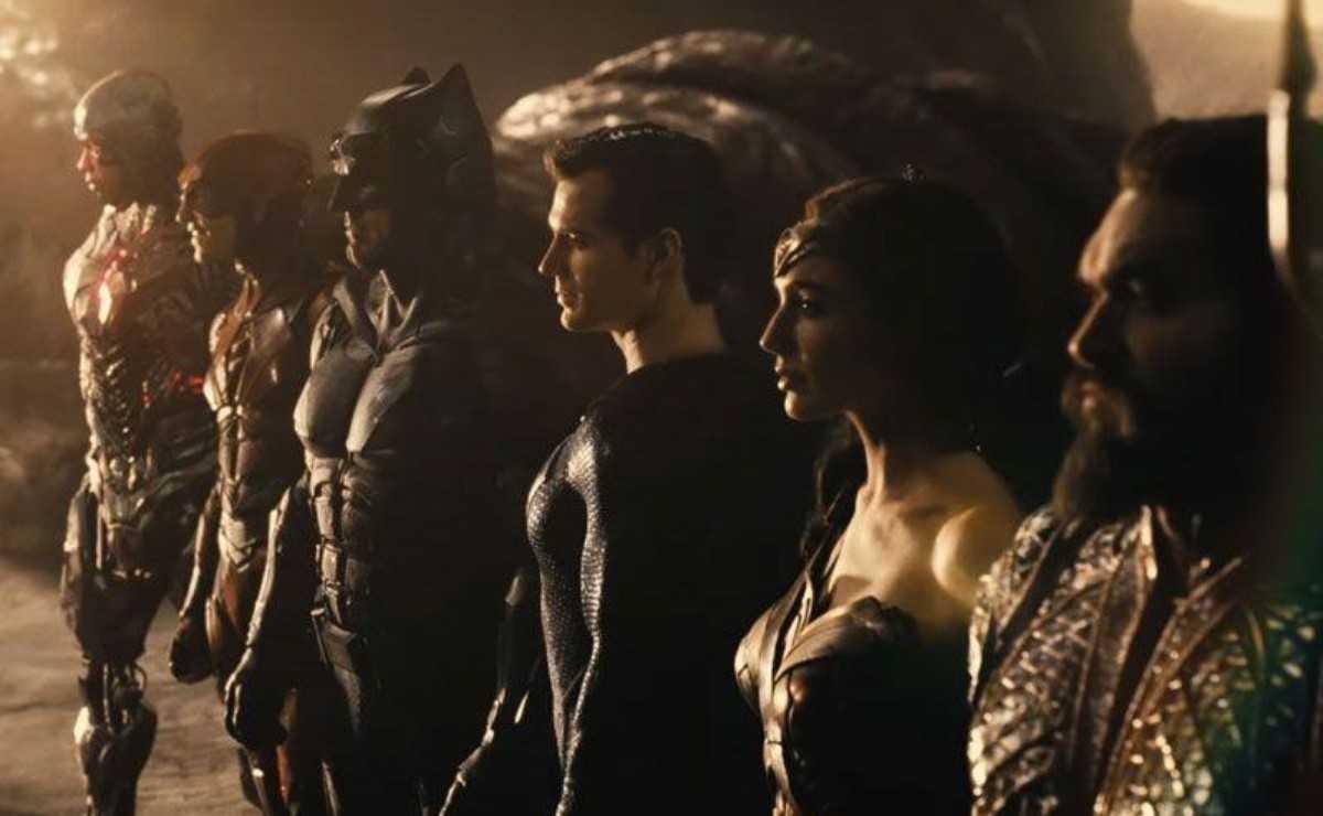 """""""Justice League"""": Quel est l'état actuel de vos effets visuels?"""