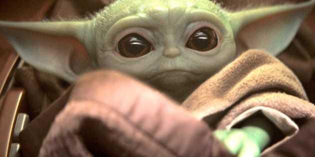 Robert Rodriguez est allé dans les coulisses avec Baby Yoda et est devenu viral