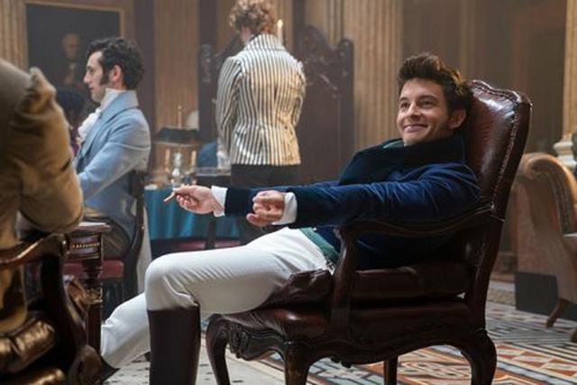 """Qui Anthony épousera-t-il dans la saison 2 de """"Bridgerton""""?  (Photo: Netflix)"""
