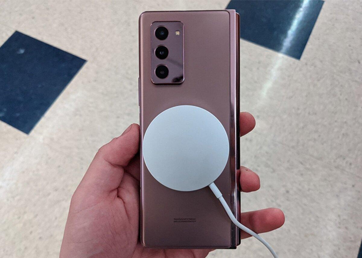 Comment obtenir des anneaux magnétiques MagSafe sur Android