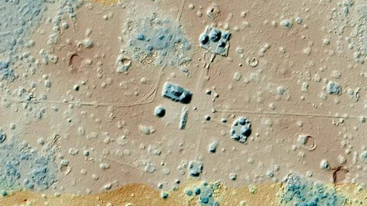 Les archéologues ont étudié la route maya avec la technologie LIDAR aéroportée pour révéler les structures anciennes sur toute sa longueur.