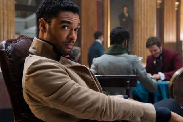 """Regé-Jean Page joue Simon Basset dans """"Bridgerton"""" (Photo: Netflix)"""