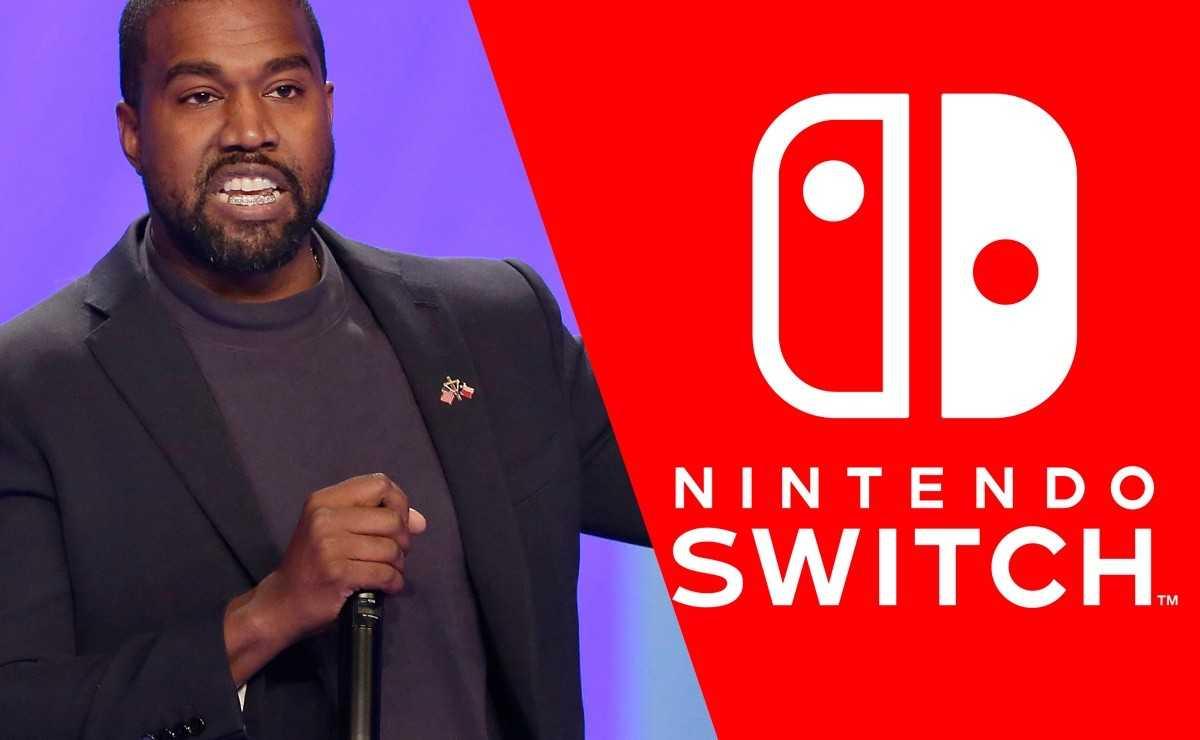 Kanye West était sur le point de faire un jeu vidéo avec Nintendo