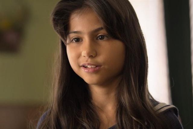"""Madison Taylor Baez est chargée de jouer la version plus jeune de la reine du Tex-Mex dans """"Selena: la série"""" (Photo: Netflix)"""