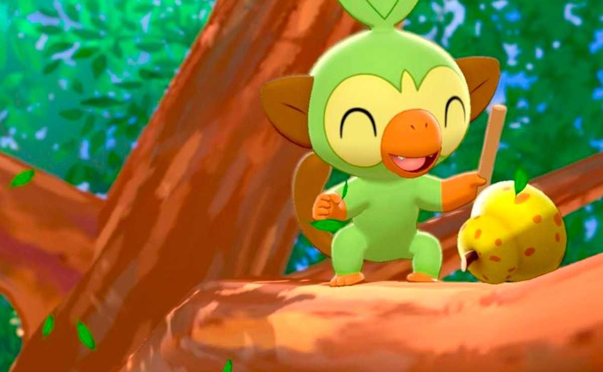 Pokémon Journeys montre les débuts de Grookey