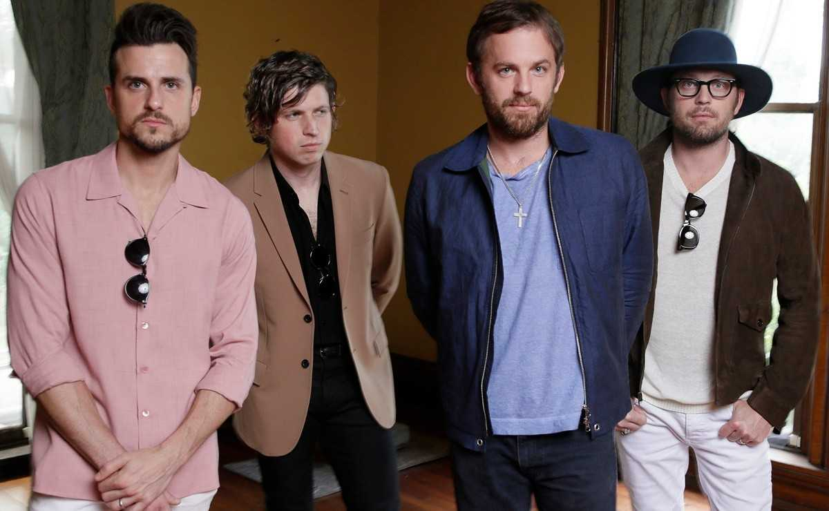 Kings Of Leon présente la nouvelle chanson «Must Catch The Bandit»