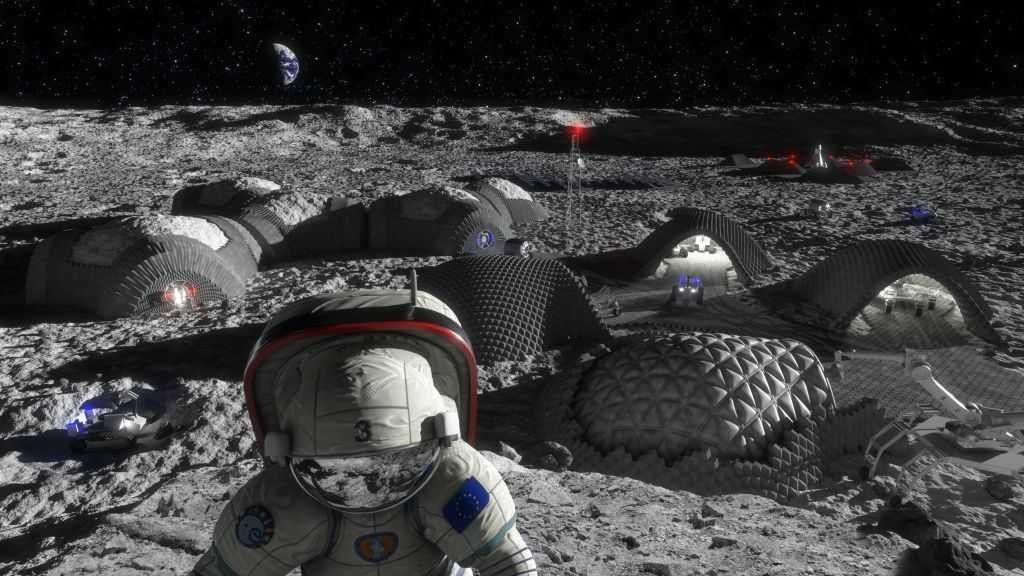 Un Réseau 4g Sur La Lune Est Une Mauvaise Nouvelle