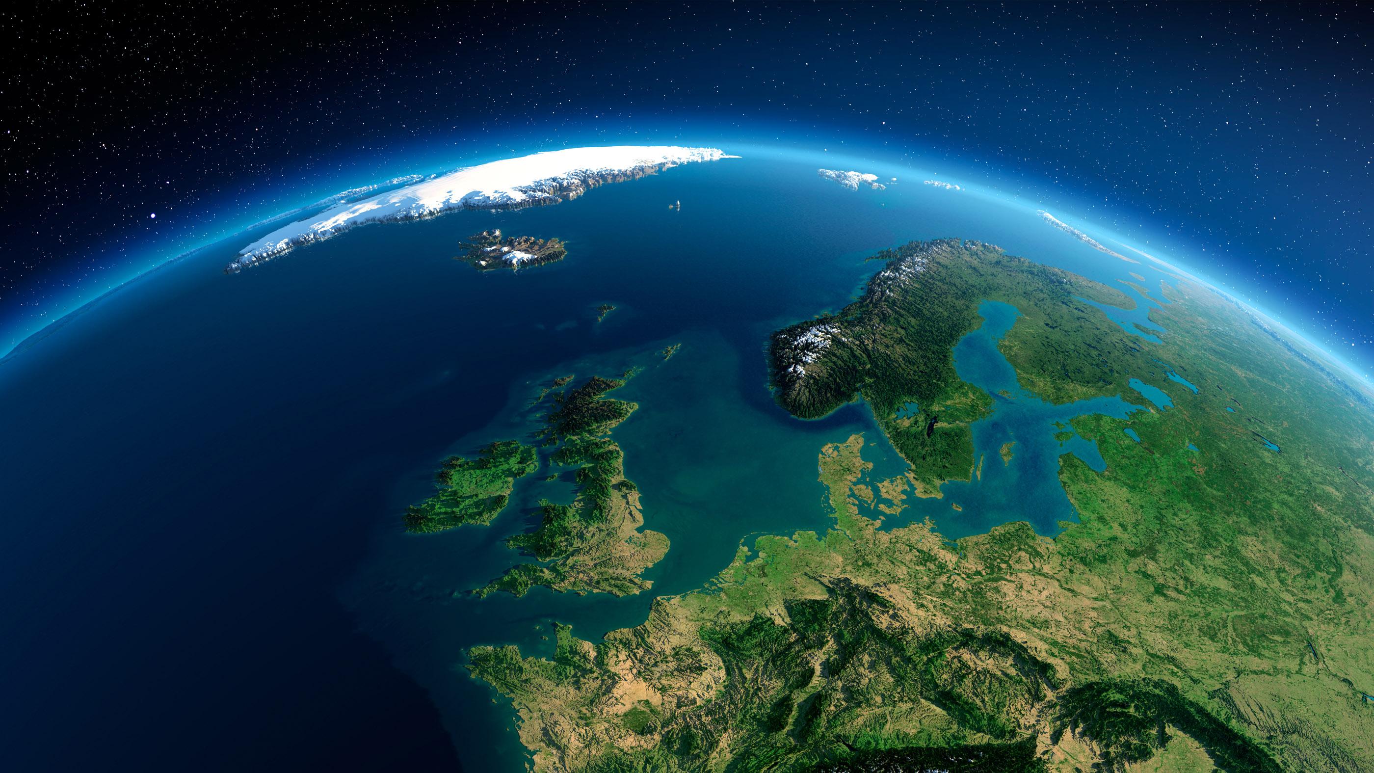 Doggerland couvrait autrefois une vaste bande de terre entre ce qui est maintenant la côte est de l'Angleterre et le continent européen.