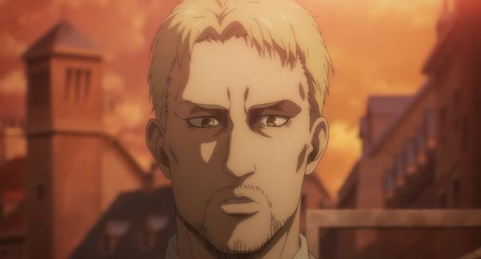 """""""Shingeki no Kyojin"""" 4x04: Eren et Reiner se rencontrent et tout ce qui s'est passé dans """"Attack on Titan"""" Saison 4 Episode 4"""