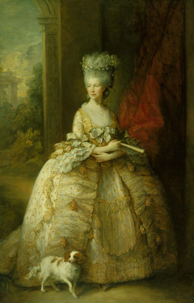 Charlotte de Mecklembourg-Strelitz (Photo: Royal.uk)