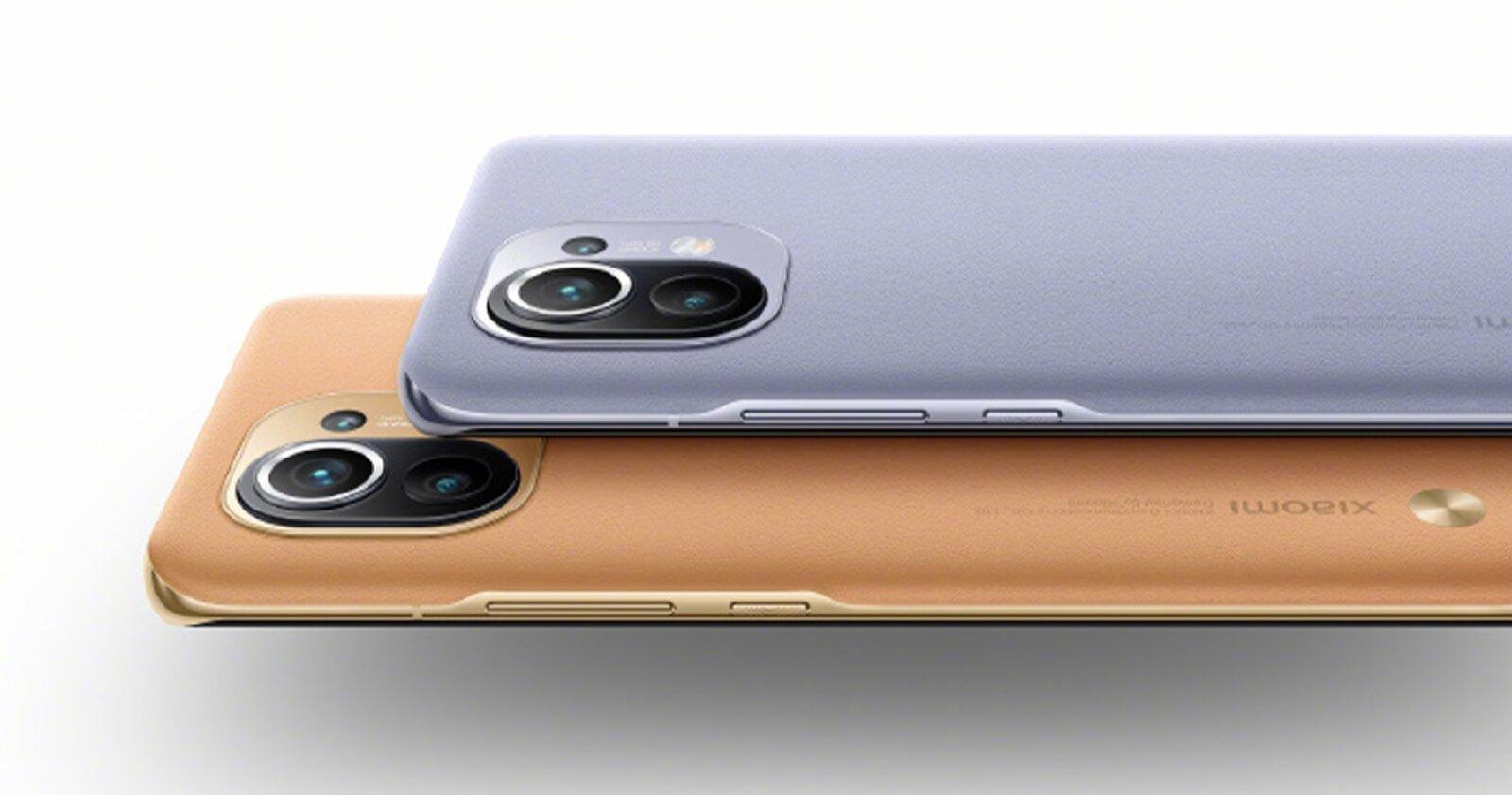 Cuir Xiaomi Mi 11