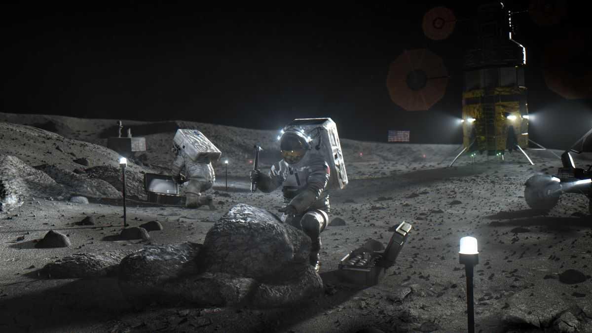 La Lune D'ici 2024 N'est Plus? La Date Limite Artemis