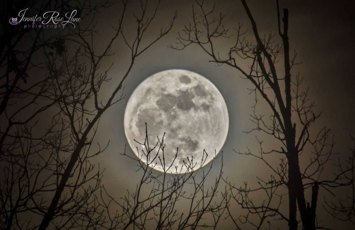 Pleine Lune De Décembre 2020: La `` Lune Froide ''