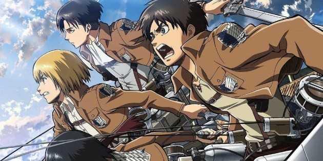 Shingeki no Kyojin: pourquoi attendre deux semaines pour l'épisode 5