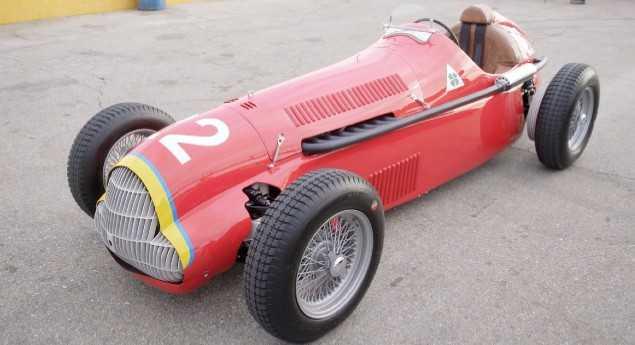 Vous Rêvez D'une Alfa Romeo 158? Un Mx 5 Et Huit
