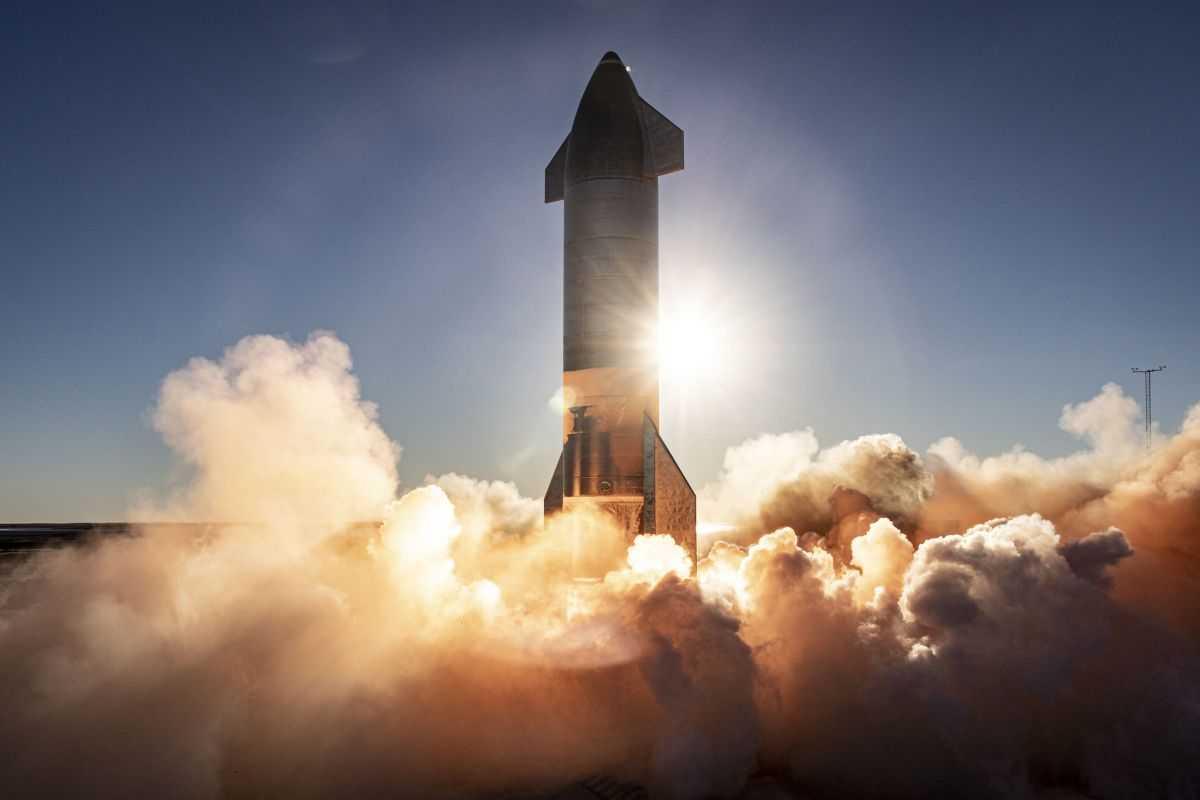 La Très Grande Année De Spacex: Un 2020 Rempli De