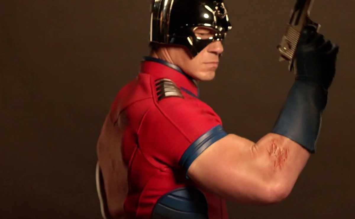 James Gunn révèle que `` Peacemaker '' durerait 40 secondes s'il s'agissait de la télévision
